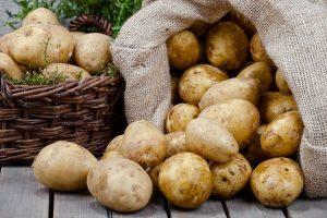 ziemniak w europie