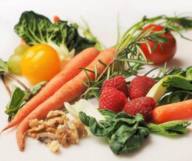Zawartość witamin w pokarmach