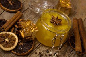 Konfitura pomarańczowa jako prezent świąteczny DIY