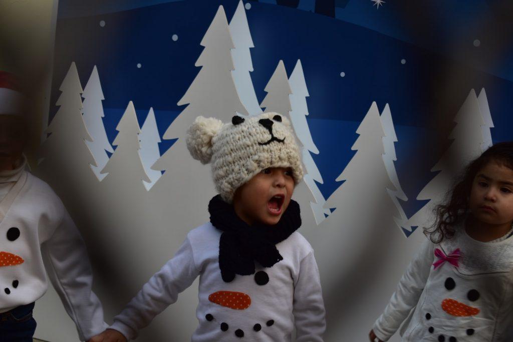 maluchy lubią śpiewać piosenki dla dzieci